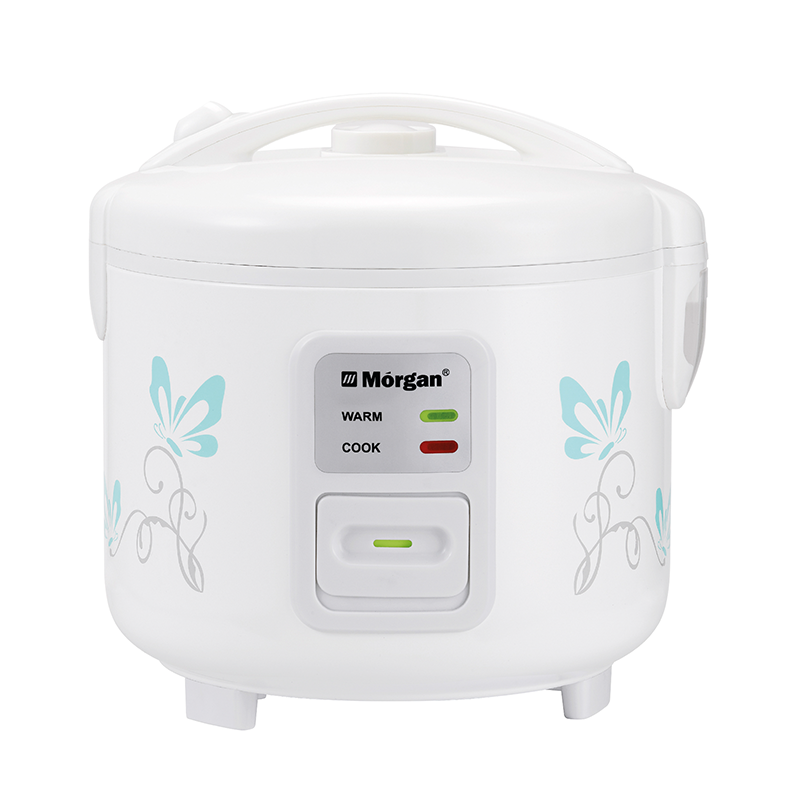 Morgan Rice Cooker