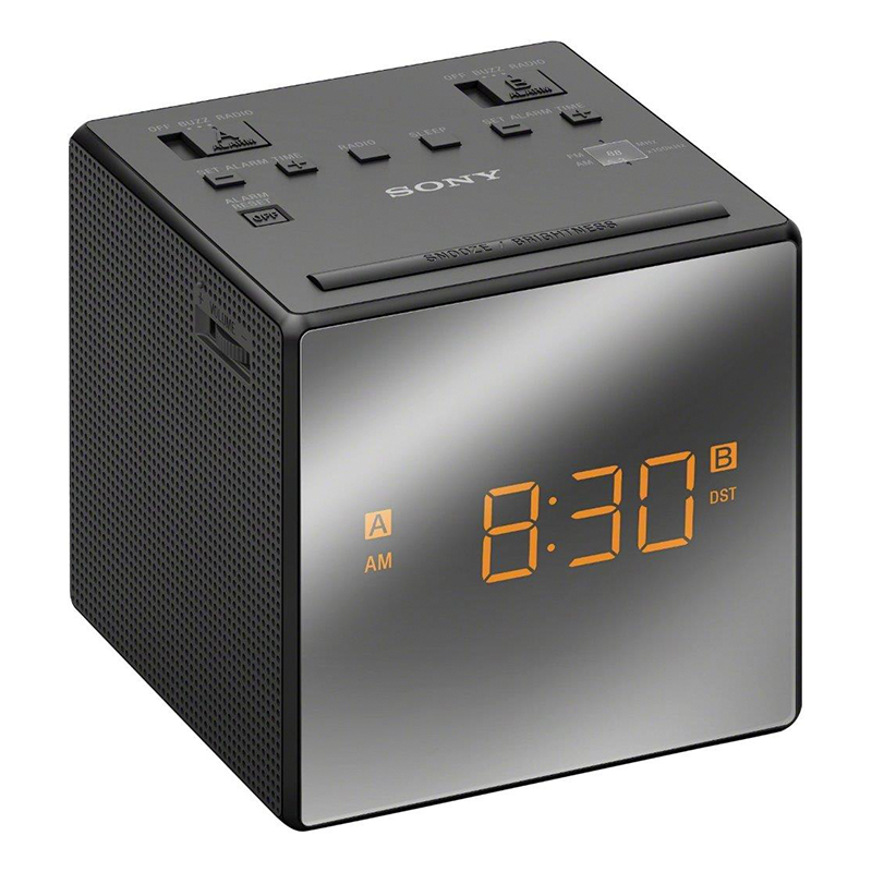 SONY radio clock