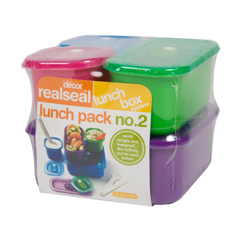 Decor Realseal 5 Pcs Set