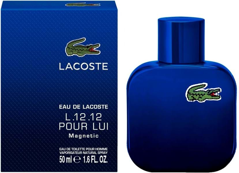 Lacoste Edl Magnetic Edt 50Ml