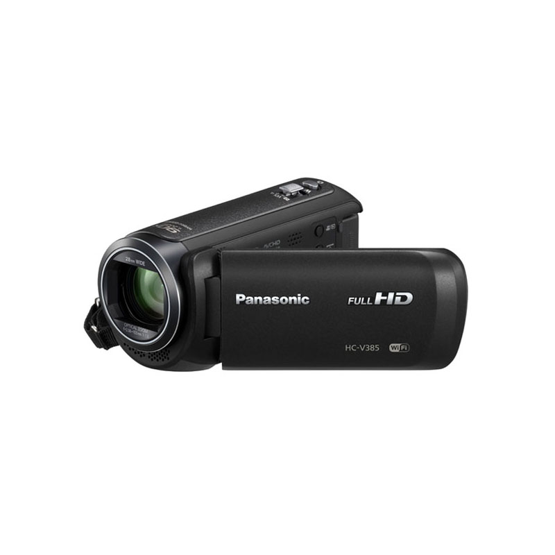 Panasonic Hc Full Hd Camcorder