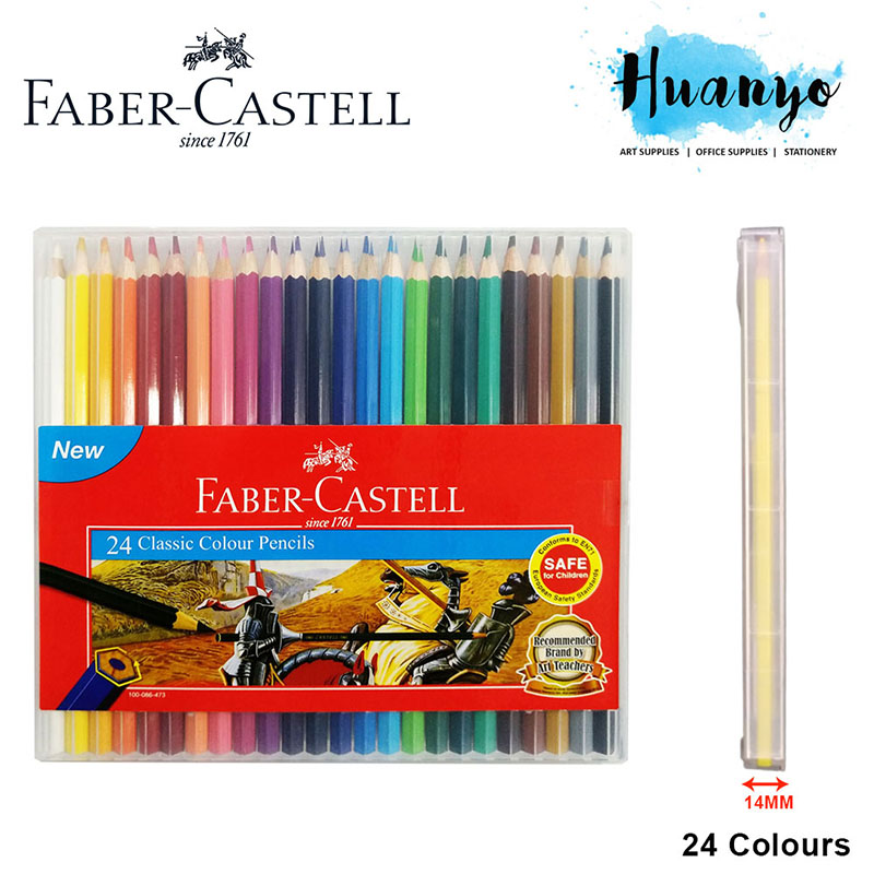 F.Castell C.Pencils & Exam Set