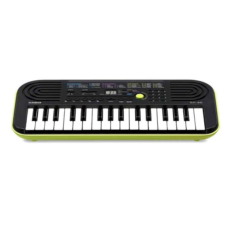 Casio Mini Keyboard Sa-46