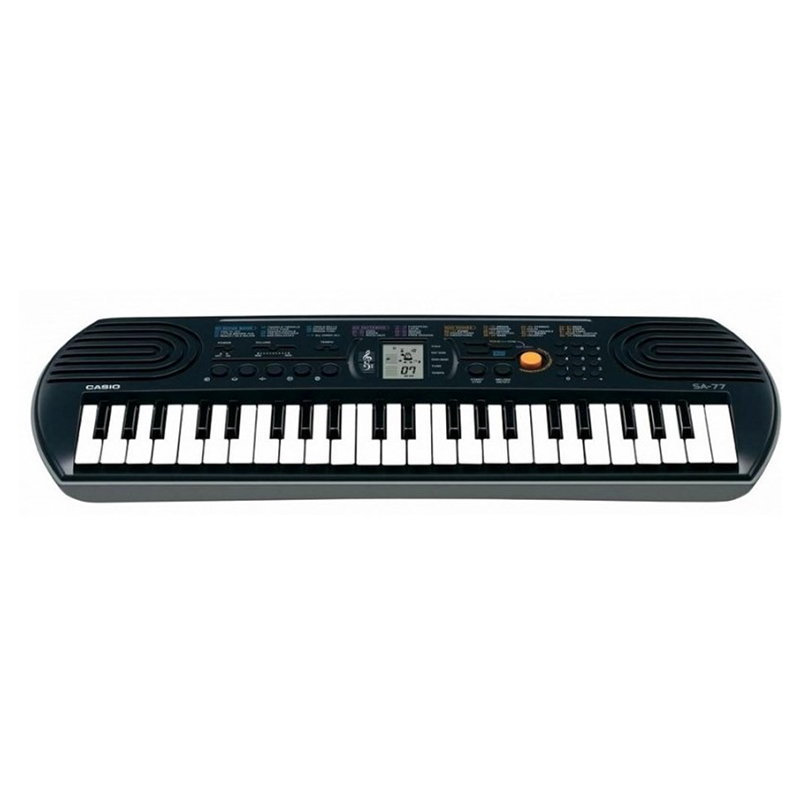 Casio Mini Keyboard Sa-77